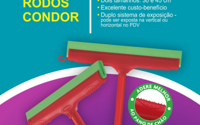 Disdal – E-mail Marketing – Novos Rodos Condor.