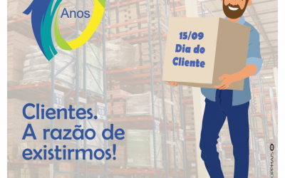 Disdal – E-mail Marketing – Dia do Cliente