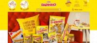 Dadinho lança loja virtual com itens para comer e colecionar