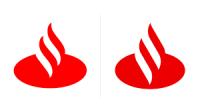 Santander muda logo e identidade para se mostrar mais moderno