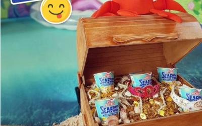 Campanha Facebook – NISSIN ( Sea Foods) – Disdal – DF