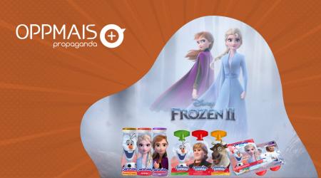 Danoninho Lança Produtos Com Embalagem De Frozen 2